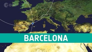 Earth from Space: Barcelona
