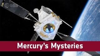 BepiColombo: Mercury's Mysteries