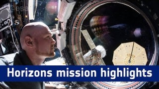Horizons Mission Highlights