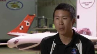 NASA Asian American Pacific Islander History Month – Alex Chin, Armstrong Flight Research Center