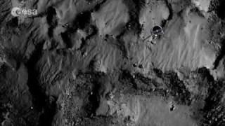 Rosetta lander science