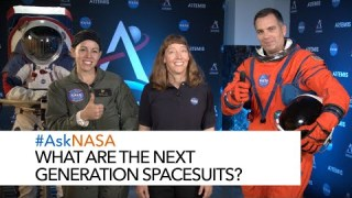 #AskNASA┃ What are the Next Generation Spacesuits?