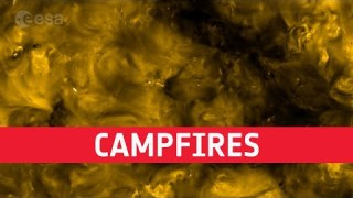 Solar Orbiter sees 'campfires' on the Sun