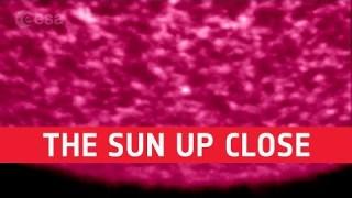Solar Orbiter first images revealed