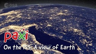 Paxi on the ISS: A view of Earth