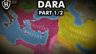 Battle of Dara, 530 AD (Part 1/2) ⚔️ Rise of Belisarius