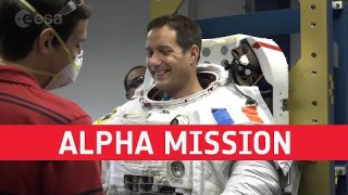 Thomas Pesquet – Alpha Mission
