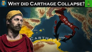 Why did Carthage collapse?