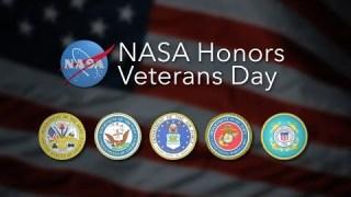 NASA Honors Veterans Day