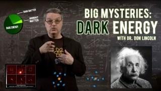 Big Mysteries: Dark Energy