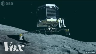 How we landed on a comet 300 million miles away