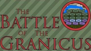The Battle of the Granicus (334 B.C.E.)