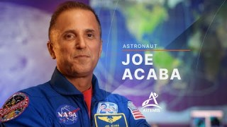 Meet Artemis Team Member Joe Acaba