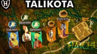Battle of Talikota, 1565 AD ⚔️ Watershed moment in the history of India