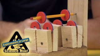 Science Max|BUILD IT YOURSELF|Floating Pencil|EXPERIMENT