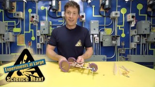 Science Max|BUILD IT YOURSELF|DRAGSTER|Newton's First Law