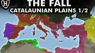 Erosion of the Western Roman Empire ⚔️ Battle of the Catalaunian Plains, 451 AD (Part 1/2)