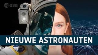 ESA zoekt nieuwe astronauten