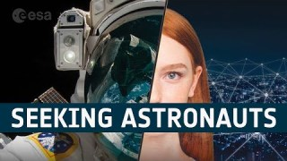 ESA seeks new astronauts | Media event