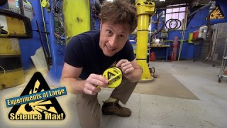 Science Max|BUILD IT YOURSELF|Spool RACER!|EXPERIMENT