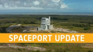 Ariane 6 launch complex – December 2020