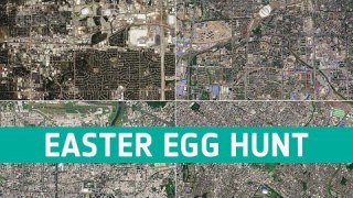 Earth from Space: Easter egg hunt
