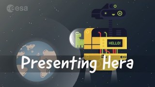 Presenting Hera | The Incredible Adventures of the Hera mission
