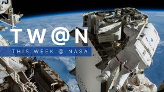 Installing New Solar Arrays for the Space Station on This Week @NASA – June 18, 2021