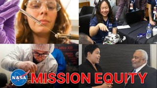 Mission Equity: Making NASA Accessible to All