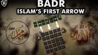 Battle of Badr, 624 AD ⚔️ Islam's first arrow