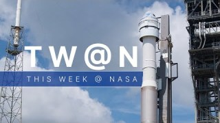 The Next Commercial Crew Test Flight to the Space Station on This Week @NASA – July 30, 2021