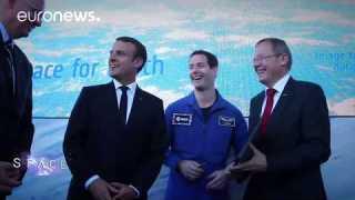 ESA Euronews: Salon du Bourget 2017