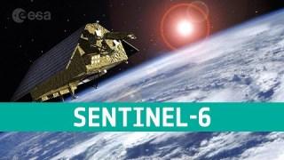 Sentinel-6: charting sea level