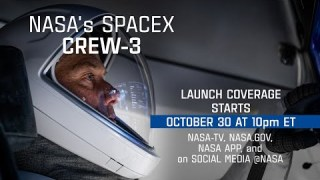 Watch NASA's SpaceX Crew-3 Mission Launch on Oct. 31 (Trailer)