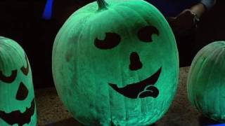 Glowing Pumpkins – Cool Halloween Science
