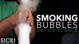 Smoking Bubbles – Sick Science! #111