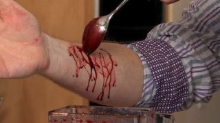 Homemade Fake Blood – Halloween Science