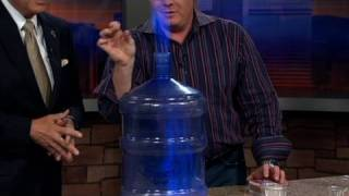 Whoosh Bottle – Cool Science Experiment