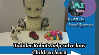 Artificial Intelligence News – Toddler Robots Help Solve How Children Learn☑️[Computer and Math]