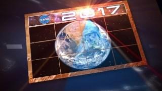 Happy New Year from NASA