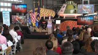 Administrator Bolden Discusses the 'State of NASA'