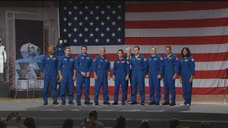 Astronauts Assigned to First Commercial Crew Flights on This Week @NASA – August 3, 2018