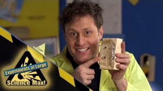 Science Max | FRICTION AND MOMENTUM |Cool Science Projects