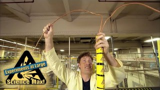 Science Max | MAGNETS | LARGE EXPERIEMENTS | Kids Experiments