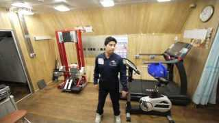 Mars500 video diary 1 – Diego's guided tour