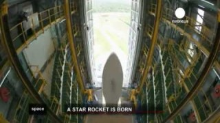 ESA Euronews: A star rocket is born