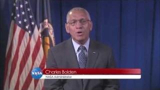 NASA Administrator Charles Bolden on Small Business Week
