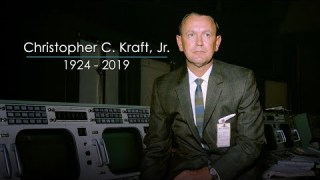 NASA Remembers Legendary Flight Director Chris Kraft