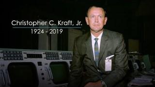 NASA Remembers Legendary Flight Director Chris Kraft