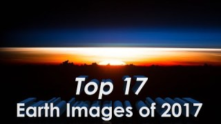 Top 17 Earth From Space Images of 2017 in 4K